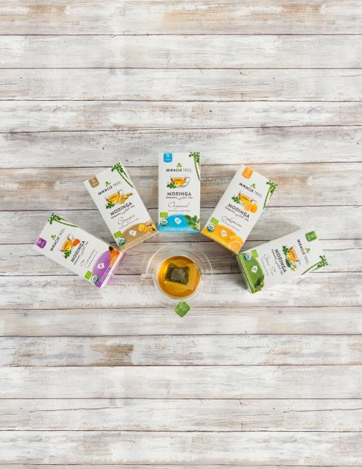 2018 Group Herbal Tea